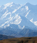 Denali is just a flightseeing trip from your Talkeetna lodging.
